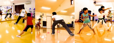 Kids multi sports class