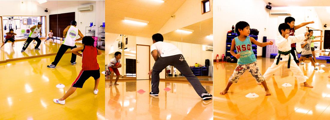 Kids multi sports class